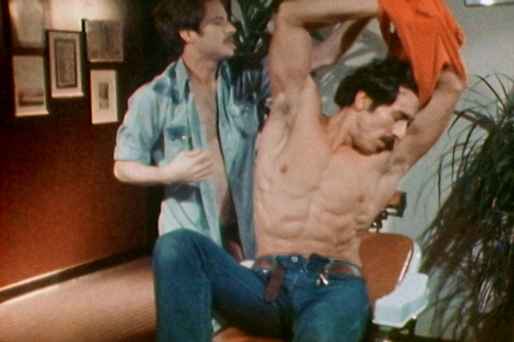 Malo and Jayson MacBride in A Night at the Adonis