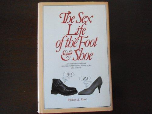 The Sex Life of the Foot and Shoe cover