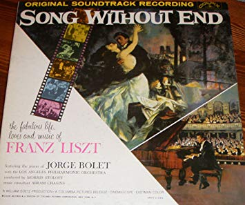 Song Without End soundtrack