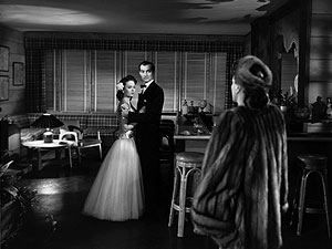 Veda, Monty, and Mildred in Mildred Pierce